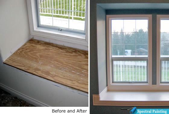 Window Trim Gallery : Interior window trim gallery joy studio design